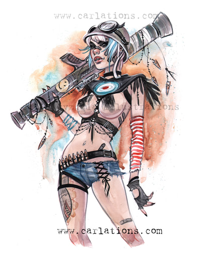 Tank girl, comic con, new york comic con